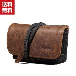 CANON PowerShot G9 X Mark II PowerShot G9 X ケース かばん/鞄 ポーチ カバン型 傷やほこりから守る|visos-store
