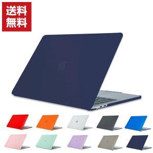 Apple MacBook Air 13.3 Pro 13 15 16 インチ ケース/カバー プラ...