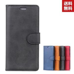 SONY Xperia 1 10 L3 10 Plus 手帳型 レザー おしゃれ ケース エクスぺリア CASE 汚れ防止 スタンド機能 カード|visos-store