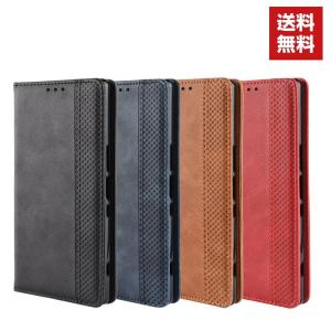 SONY Xperia 1手帳型 レザー おしゃれ ケース エクスぺリア CASE 汚れ防止 スタンド機能 カード収納 便利 実用 ブック型 カ|visos-store