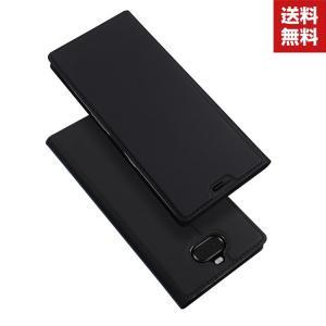 SONY Xperia 1 L3 10 10 Plus 手帳型 レザー おしゃれ ケース エクスぺリア CASE 汚れ防止 スタンド機能 カード|visos-store