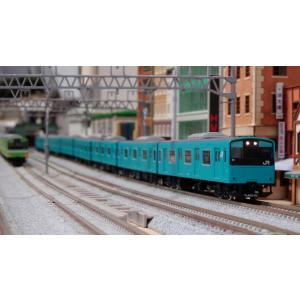 JR201系体質改善車 スカイブルー 大阪環状線 8両編成セット(動力付き)|vista2nd-shop