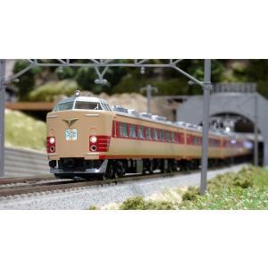 国鉄 485-200系特急電車基本セット|vista2nd-shop