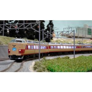 国鉄 485-300系特急電車基本+増結M+T+サハ+サロ+サシセット|vista2nd-shop