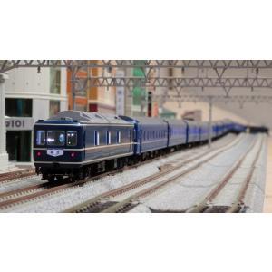 24系25形0番代特急寝台客車(カニ25)セット (7両)