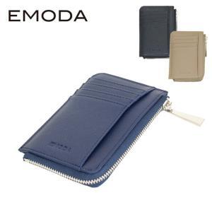 EM-9782 EMODA エモダ コンパクトカードウォレット 薄型 お財布 コインケース 小銭入れ...