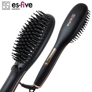 口コミで話題沸騰!プロも愛用するヘアアイロンブランド「es-five(エスファイブ)」。 多くの美容...