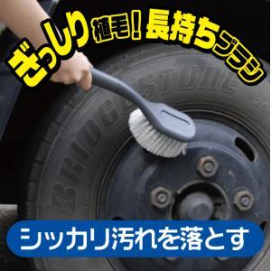 SpaPlus 洗車ブラシ 直毛 16000245 vita-spugna