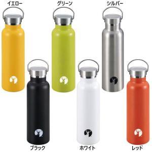 600ml キャプテンスタッグ メンズ レディース 保温 保冷 水筒 HDボトル ステンレス製 ハンドル付き マグボトル 水筒 マグボトル UE-3367 UE-3368 UE-3369|vitaliser