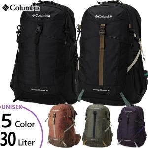 2月下旬入荷予約商品 30L コロンビア メンズ レディース ブルーリッジマウンテンバックパック リュックサック バッグ 鞄 登山 山登り PU8381|vitaliser