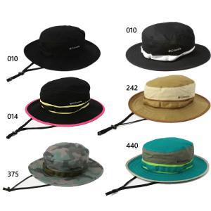 コロンビア メンズ レディース シッカモアブーニー 登山用品 帽子 UVカット キャンプ 野外フェス PU5039|vitaliser