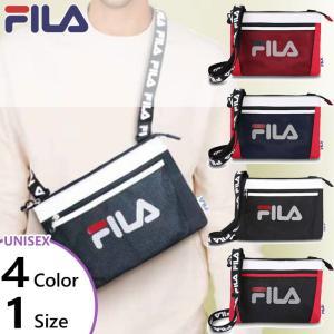 フィラ メンズ レディース サコッシュバッグ ショルダーバッグ 肩掛け 鞄 FL-0010|vitaliser