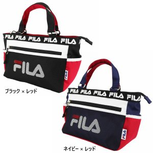 フィラ メンズ レディース キャリングトートバッグ バッグ 鞄 ロゴ ラウンドバッグ サブバッグ 軽量 おでかけ FL-0012|vitaliser
