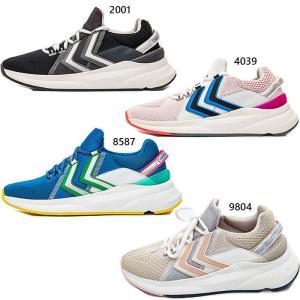 ヒュンメル メンズ レディース REACH LX 300 スニーカー シューズ 紐靴 ローカット カジュアル ウォーキング HM211826|vitaliser