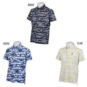LL M BK00(ブラック) NV00(ネイビー) YL00(イエロー) ゴルフシャツ メンズアウ...