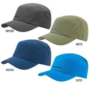 マムート メンズ Pokiok Cap 帽子 キャップ 登山 ハイキング 軽量 吸水速乾 ロゴ 1191-00012|vitaliser