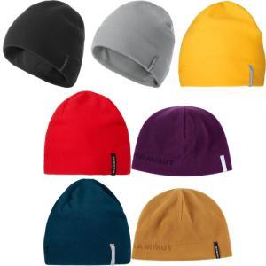 マムート メンズ レディース フリース ビーニー Fleece Beanie 帽子 アウトドア 登山 1191-00540|vitaliser