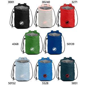 マムート メンズ レディース ベーシック チョークバッグ BASIC CHALK BAG 登山用品 ...