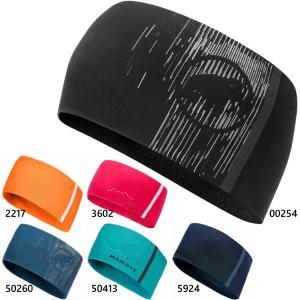 マムート メンズ レディース エナジー ヘッドバンド Aenergy Headband 帽子 アウトドア 登山 防寒 保温 1191-00480|vitaliser