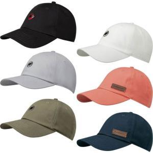 マムート メンズ ベースボールキャップ Baseball Cap 帽子 ハイキング アウトドア レジャー 1191-00051|vitaliser