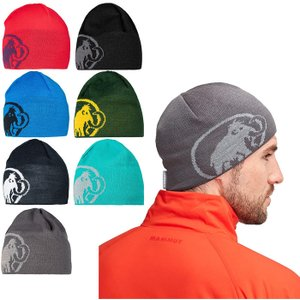 マムート メンズ トウィーク ビーニー Tweak Beanie 帽子 ニット帽 アウトドア 登山 トレッキング 防寒 1191-01352|vitaliser