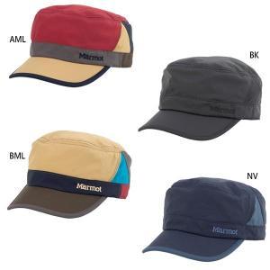 マーモット メンズ レディース UV CUT BC Work Cap ビーシーワークキャップ 帽子 アウトドア TOAQJC40|vitaliser