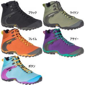 メレル メンズ カメレオン 8 ストーム ミッド ゴアテックス 登山靴 山登り トレッキングシューズ 防水 J034087 J034091|vitaliser