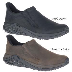 メレル メンズ ジャングル モック 2.0 スムースレザー JUNGLE MOC 2.0 SMOOTH LEATHER カジュアルシューズ スニーカー シューズ 紐靴 M5002199 M5002201|vitaliser