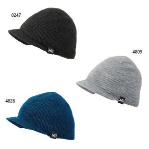 ミレー メンズ ビーニー ミニ キャップ 帽子 アウトドア ニット帽 カジュアル MIV01648|vitaliser