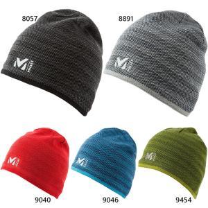 ミレー メンズ ティアック 2 II ビーニー 帽子 保温 抗菌・消臭 MIV8607|vitaliser