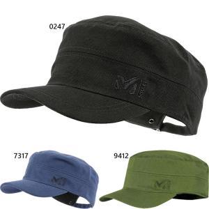 ミレー メンズ トラベル キャップ 帽子 アウトドア 吸汗 MIV6536|vitaliser