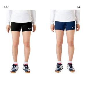 ミズノ レディース バレーボールウェア 半ズボン ショートパンツ ゲームパンツ V2MB7201|vitaliser