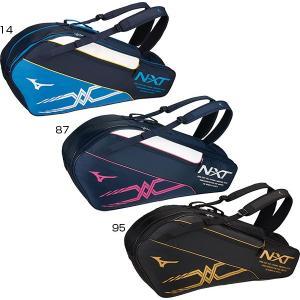 45L 87(ネイビー×ピンク) 95(ブラック×ゴールド) 鞄 テニスバッグ ラケットバッグ スポ...