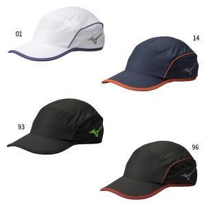 ミズノ メンズ レディース キャップ 帽子 マラソン ランニング ジョギング 陸上競技 紫外線対策 オールシーズン U2MW9001|vitaliser