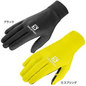 サロモン メンズ レディース パルス グローブ PULSE GLOVE U 手袋 グローブ 防風 軽量 アウトドア トレラン L40433600 vitaliser