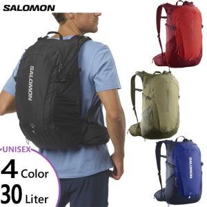 30L サロモン メンズ レディース トレイルブレイザー TRAILBLAZER 30 リュックサック デイパック バックパック バッグ 鞄 登山 vitaliser