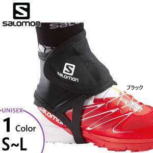 サロモン メンズ レディース トレイル ゲイター ロー TRAIL GAITERS LOW 登山用品 トレラン トレイルランニング ショートスパッツ L32916600 L38002000 vitaliser