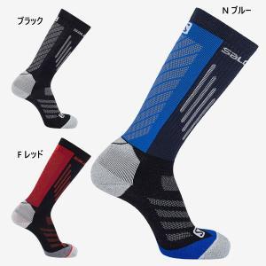 サロモン メンズ レディース コンプレッション COMPRESSION 靴下 ソックス 登山用品 トレイルランニング トレラン LC1216900 LC1217000 LC1217100 vitaliser