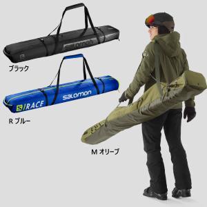 サロモン メンズ レディース エクステンド 2 ペアーズ 175+20 スキーバッグ EXTEND 2PAIRS 175+20 SKIBAG バッグ 鞄 LC1168600 LC1206100 LC1412800 vitaliser