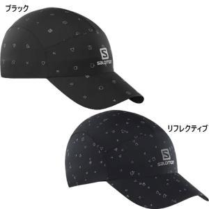 サロモン メンズ レディース リフレクティブ キャップ REFLECTIVE 帽子 アウトドア トレイルランニング スポーツ LC1425800 LC1425900 vitaliser
