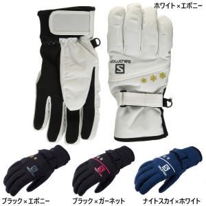 サロモン レディース クリスタル グローブ ウインタースポーツ用品 手袋 グローブ スキー スノーボード L41363900 L41364000 L41364100 L41364200 vitaliser