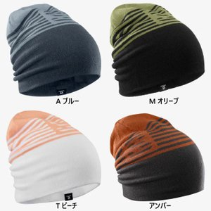 サロモン メンズ レディース フラットスピン リバーシブル FLATSPIN REVERSIBLE 帽子 ビーニー ニット帽 スキー スノーボード ウインタースポーツ|vitaliser