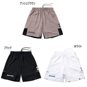 スポルディング メンズ 布帛パンツ DUKEスクリプトロゴ バスケットボールウェア バスパン ボトムス ハーフパンツ ショートパンツ ショーツ SMP211470 vitaliser