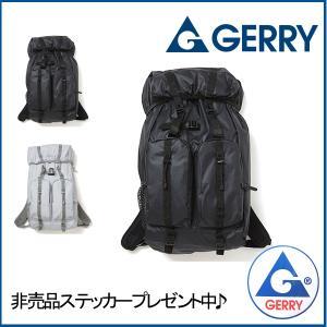 リュック バックパック メンズ レディース 超軽量 GE-1204 ブラック GERRY ジェリー|vitaljpn
