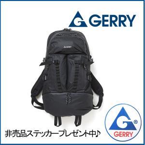 リュック バックパック メンズ レディース 超軽量 GE-1501 ブラック GERRY ジェリー|vitaljpn