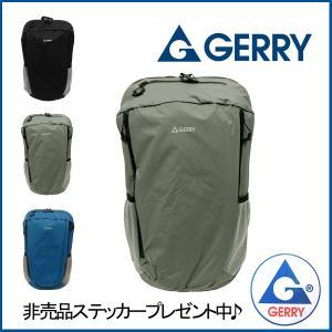 GERRY バッグ GE-1502 グレー 軽量バックパック リュック|vitaljpn