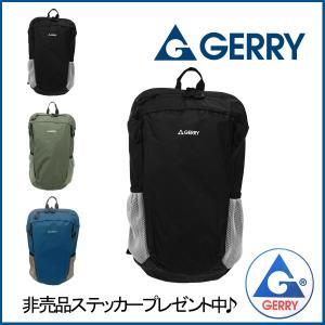 GERRY バックパック GE-1503 ブラック 軽量バッグ/リュック|vitaljpn