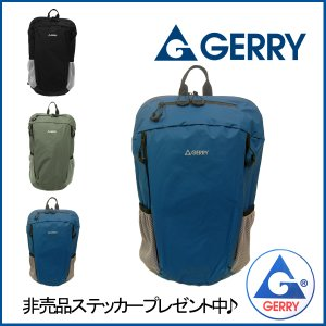 GERRY バックパック GE-1503 ターコイズ 軽量バッグ/リュック|vitaljpn