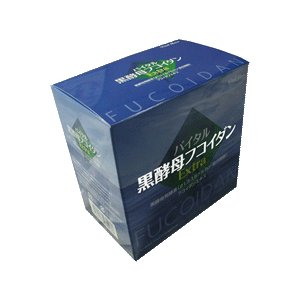 バイタル黒酵母フコイダンExtra 【3箱セット】...