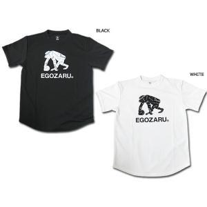 【商品名】EGOZARU / エゴザル グラフィティ ロゴ Tシャツ 【品番】EZST-1901 【...